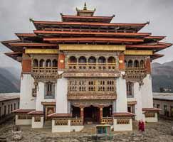 Bhutan Holiday