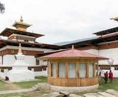 Bhutan Vacation Package